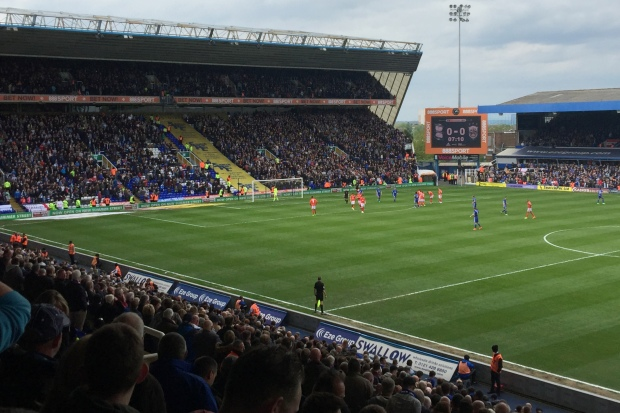 birmingham v huddersfield...
